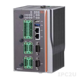 rBOX510-6COM (ATEX/C1D2)