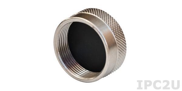 A-CAP-M30M-MIP67 Metal cap to cover M30 connector