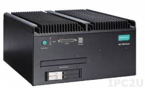 MC-7270-MP-T x86 Marine computer with Intel IVB i7-3555LE CPU, fanlaess, full Marine I/O, PCI/PCIe, 2 USB3.0, 6 USB 2.0, 4 LAN, 2 DVI-D, 1 VGA, 4 serial port, LPT port, dual power