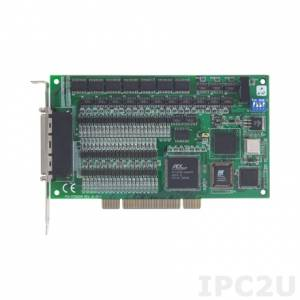 PCI-1758UDIO-AE 128ch Isolated Digital Input/Output Card