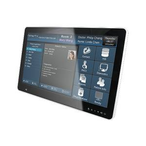 "HID-2132-i7 21,5"" TFT Slim Design Multi-touch Medical Panel PC, projected capacitive touch, Intel Core i7-6600U, 8GB DDR4 RAM, 1x2.5"" Drive Bay, 2xCOM, 6xUSB 2.0, 2xLAN, 1xFull size mini PCIe slot,TPM, medical power adapter 19V"