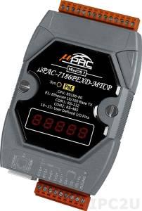 uPAC-7186PEXD-MTCP  ICP DAS
