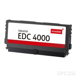 DE4H-02GD31W1DB 2GB Innodisk EDC 4000, 44pin IDE Connector, Vertical Mount Disk On Module, R/W 40/20MB/s, IC Toshiba, Wide Temperature -40..+85 C