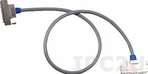 PCL-101100-1E SCSI-100 High-Speed Shielded Cable, 1m