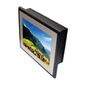 "ST12255 10.4"" TFT LCD Fanless Panel PC Slim Series, Touch Screen, 2I385CW-I22 Intel Atom E3825 1.33GHz CPU Board, 2GB DDR3L on-board, VGA, 2xGbit LAN, 4xCOM, 4xUSB, 1x2.5"" SATA Drive Bay, Audio, 9..36V DC-In"