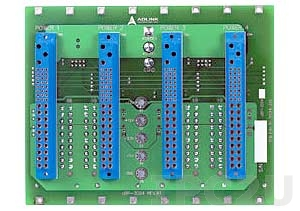 cBP-3064 3U CompactPCI Power Backplane with 4x 47-pin Power Sockets