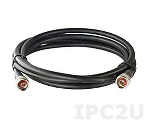 CRF-N0429N-3M CFD400 cable, N-Male to N-Male connector, 3 meters