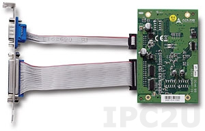 DB-8150 High Speed Trigger Board on PCI-8154/PCI-8158