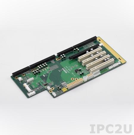 PCE-5B06-04A1E 6 Slots PICMG 1.3 Backplane, 1xPICMG 1.3, 4xPCI, 1xPCI Express x16
