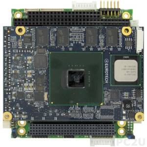 ISIS XL-1.3-M1G-F2G-GPS-I PC/104 CPU Module with Intel Atom, 1GB DDR2 SDRAM, 2GB Flash, VGA, LVDS, LAN, 2xCOM, 8xUSB 2.0, GPS, GPIO, PC/104+(PCI), PC/104(ISA), Mini-PCIe, 2xPCIex1, HD Audio, 5V DC-In, -40...+85C