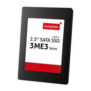 """DES25-32GD08BC3QC 32GB InnoDisk Industrial 2.5"""" 3ME3 SSD, SATA 3, MLC, Toshiba IC, R/W 380/80 MB/s, Standard Temperature 0...+70 C"""