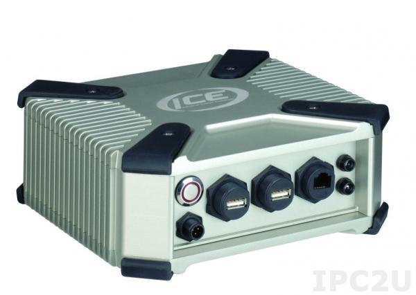 ICE-6354-DC ICE with VDX-6354, 256MB, VGA, 2xUSB, LAN, 3xCOM, GPIO