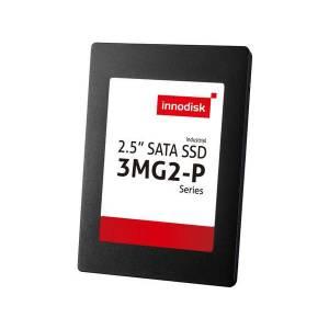 "DGS25-A28D81BC1QC 128GB Innodisk 2.5"" 3MG2-P SSD, SATA 3, MLC, Toshiba IC, High IOPS, R/W 520/300 MB/s, Standard Temperature 0...+70 C"