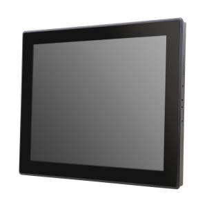 "DM-115P/PM-2000 15"" TFT LCD Fanless Panel PC, 1024x768, 350 cd/m2, IP65 Front, PCAP touch, Intel Celeron J1900 2.0 GHz, up to 8GB DDR3L, 1x 2.5"" SATA drive bay, CFast, 5xUSB, 2xLAN, 1xVGA, 1xDP, 2xCOM, 8xDIO, Audio, 9-34 VDC-in"