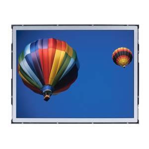 """P6151OG-AC Open Frame 15"""" TFT 420 nits XGA LCD, 1024x768, 1xVGA, 1xDVI-D, HDMI, power adapter AC DC"""