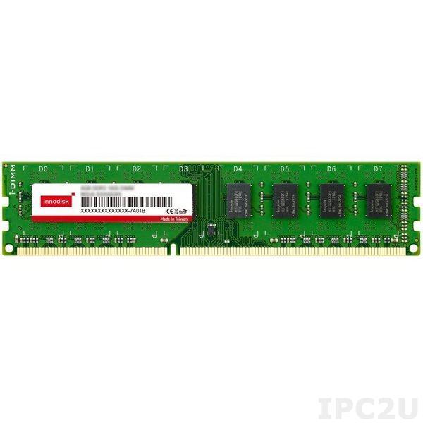 M3UW-4GSJAC0C-F 4GB DDR3 U-DIMM 1600MHz Innodisk Memory 256Mx8, IC Samsung, 0...+70C