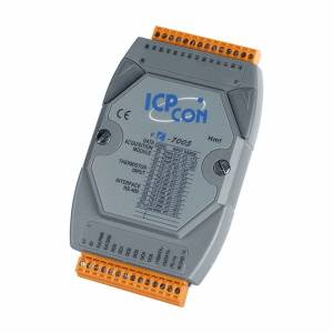 I-7005 8-channel Thermistor Input and 6-channel Alarm Output Module