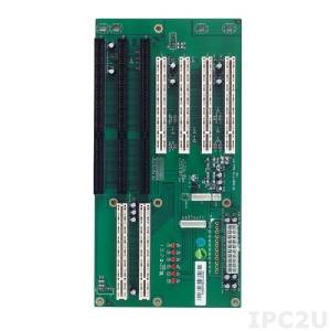ATX6022/6 6 Slots PICMG Backplane w/1xPICMG/1xISA/4xPCI