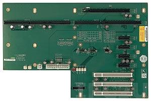 PE-9S-R40 1xPICMG, 1xPCI-Express x16, 4xPCI-Express x1, 3xPCI Slots PICMG 1.3 Passive Backplane