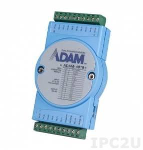ADAM-4019+-AE 8-ch Universal Analog Input Module with Modbus