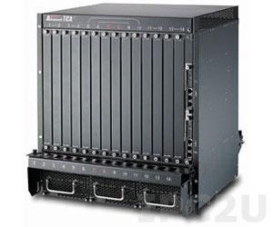 aTCA-8214 12U 14-slot rackmount aTCA Sub-system, Dual-Dual Star Fabric Topology, Dual IPMI Buses