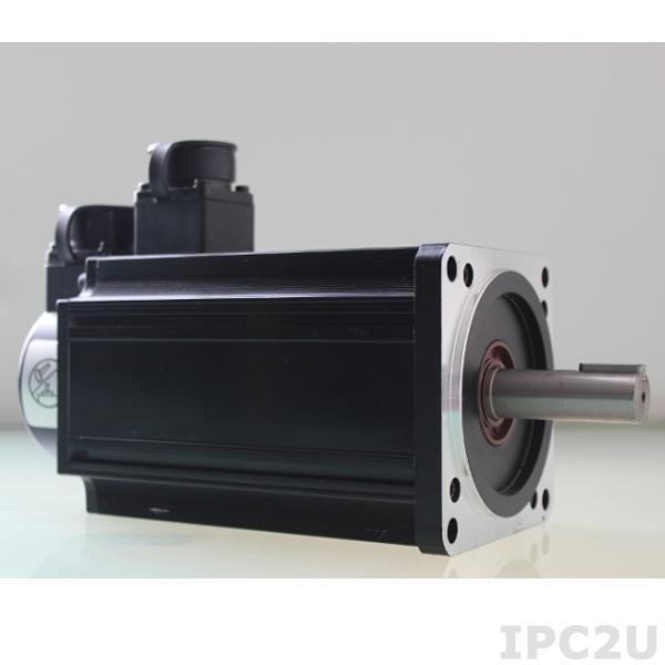 S90-040M25 Servo Motor with 1kW Rated Power, 2500rpm Rated Speed, 4N*m Rated Torque, 220VAC Rated Voltage