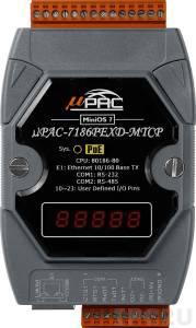 uPAC-7186PEXD-MTCP - ICP DAS