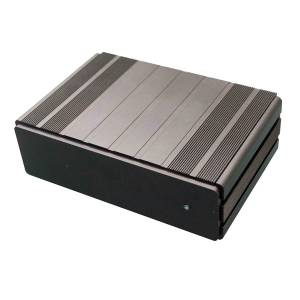 TG2B23-00C Tiger Network Embedded Server, 3I847CW with Intel Core i7 - 3517UE 1.7GHz CPU Card, up to 8GB RAM, DVI, VGA, HDMI, 2xGbit LAN, 6xCOM, 4xUSB, 2xMini-PCIe, mSATA, 9-36V DC-in