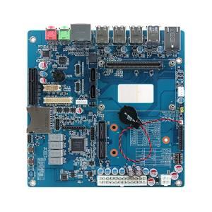 EEV-EX15-A1R Mini ITX COM Express Type 10 Carrier Board, PICMG-COM Express Rev 3.0, LVDS, eDP, DP, HDMI, 2xSATA3, 8xUSB, LAN, SDIO, 8bit GPIO, PCIe x4, Audio, Type 10 pin-out