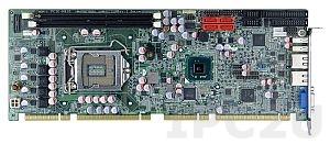 PCIE-H610-DVI PICMG 1.3 CPU Card supports LGA1155 Intel Core i7/i5/i3/Pentium and Celeron CPU per Intel H61, DDR3 1600/1333MHz, 1xVGA, 1xDVI-D, 2xRS-232, 1xRS-422/485, 1xLPT, 1xFDD, 6xUSb 2.0, 4xUSB 3.0, LAN, 4xSATA, HD Audio