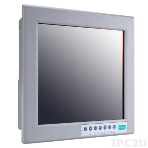 EXPC-1519-C7-S3-T 19' 1000 nits LCD panel computer,i7-3555LE,harsh environment I/O connector,-40-70,SSD tray,CFastSlot