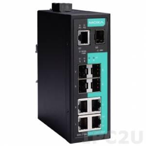 EDS-210A-1GTX-1GSFP-4SFP