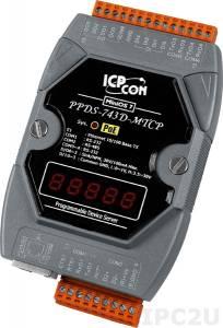 PPDS-743D-MTCP  ICP DAS