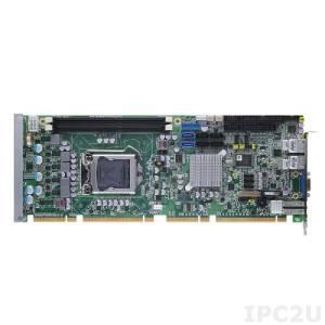 SHB120VGGA LGA1155 Socket Intel Core i7/i5/i3 PCIMG 1.3, Intel Q77 PCH, 2x 240-pin DDR3-1333/1600, 1x VGA, 4x SATA-300, 2x SATA-600, 1x FDD, 2x PS/2, 1x LPT, 2x COM, 1x DVI-D, 6x USB 2.0, 4x USB 3.0, 2xGbit LAN, Audio, x4 BIOS