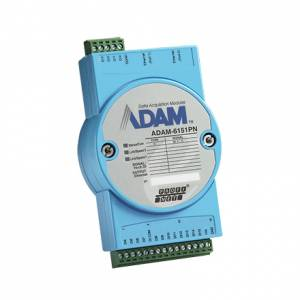 ADAM-6151PN-AE 16-ch Isolated Digital Input PROFINET Module