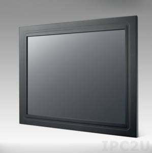 """IDS-3210G-40SVA1E 10.4"""" Industrial SVGA TFT LCD LED Monitor with tempered glass, 400 cd/m2, 1xVGA, 1xDVI, 12V DC-In, without Power Adapter"""