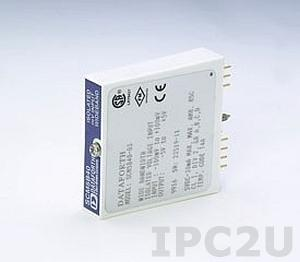 SCM5B43-04D General Purpose Input Module, with DC Excitation, Input -4...+4 V, Output -10...+10 V