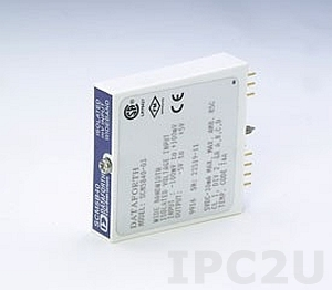 SCM5B43-04D General Purpose Input Module, with DC Excitation, Input -4...+4 V, Output -10...+10 V